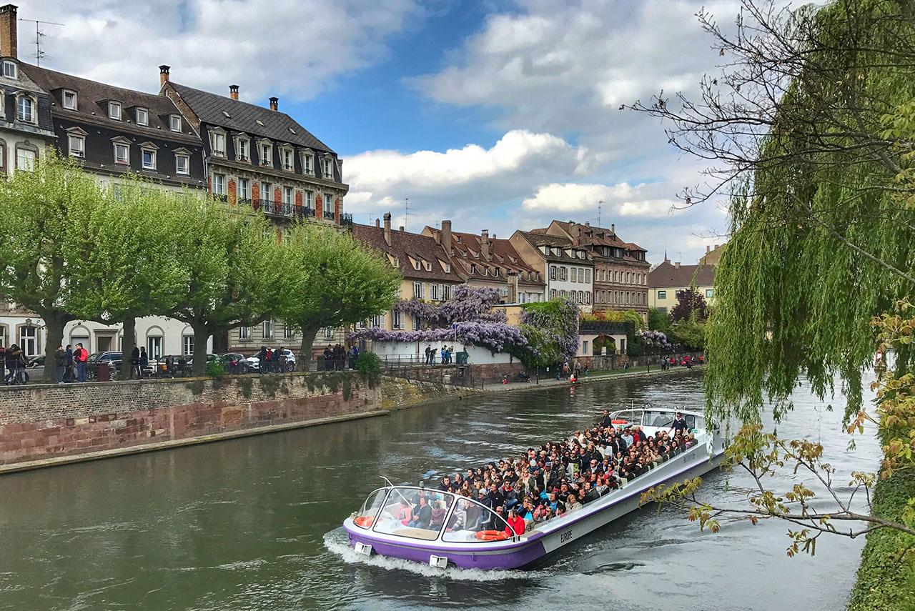 Straßburg – UNESCO Weltkulturerbe und immer eine Reise wert.