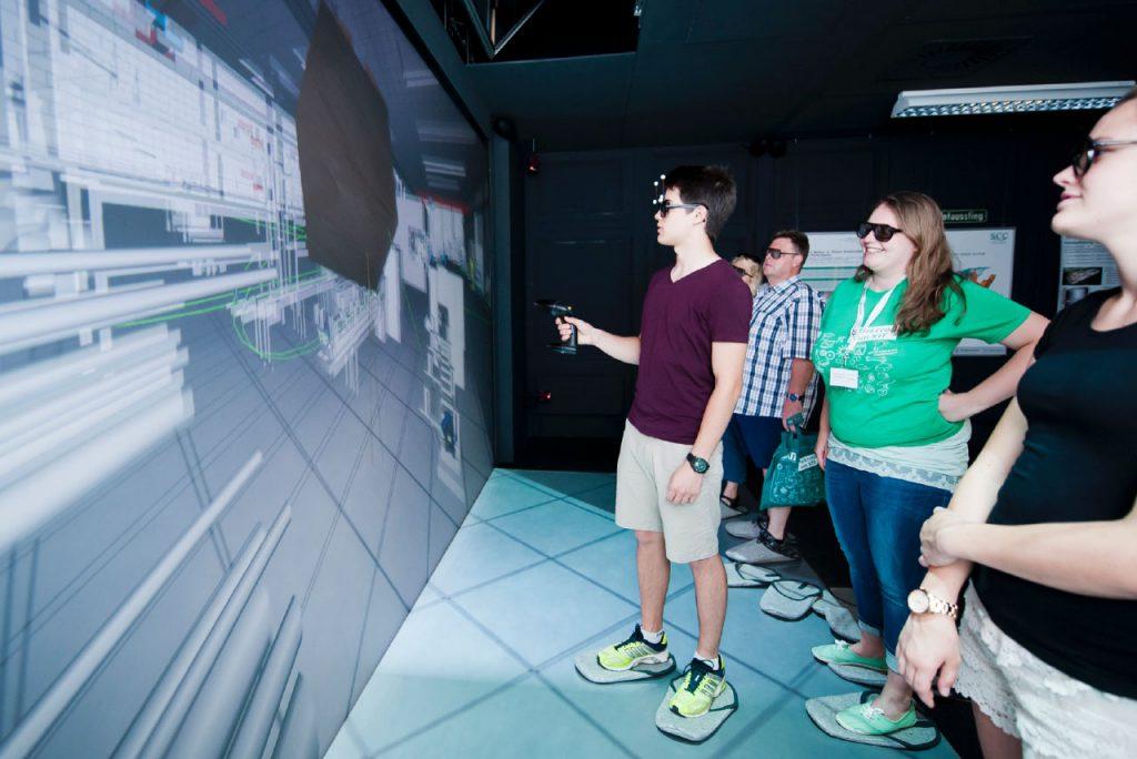 Ensemble, nous réinventons la recherche dans l'espace physique et numérique.